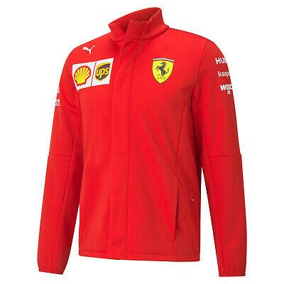 Scuderia Ferrari Formel 1 Team Softshelljacke von Puma 2020 Motorsport Racing