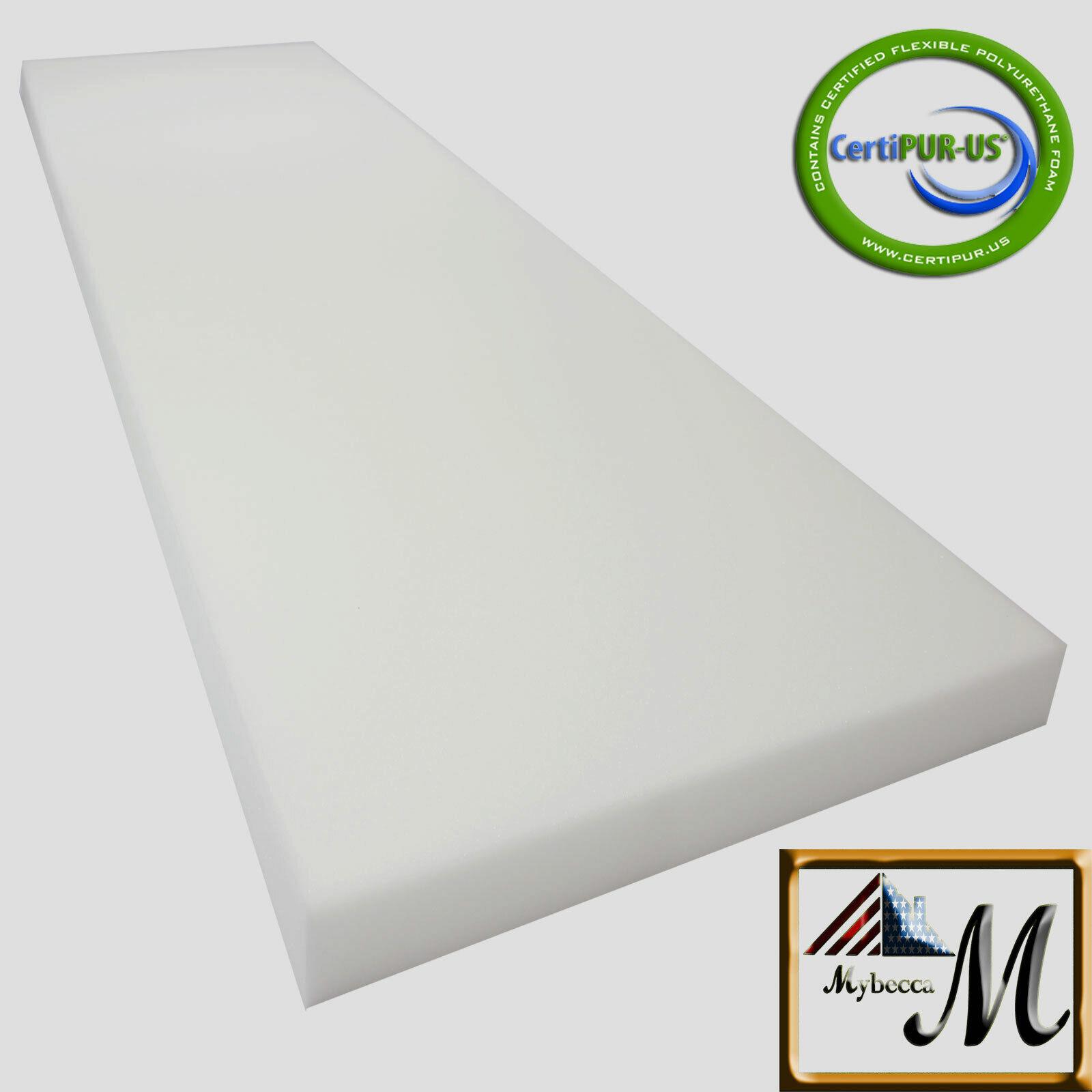 Medium Density Mybecca Upholstery Foam Cushion Seat Replacem