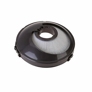 how to clean dyson big ball animal filter