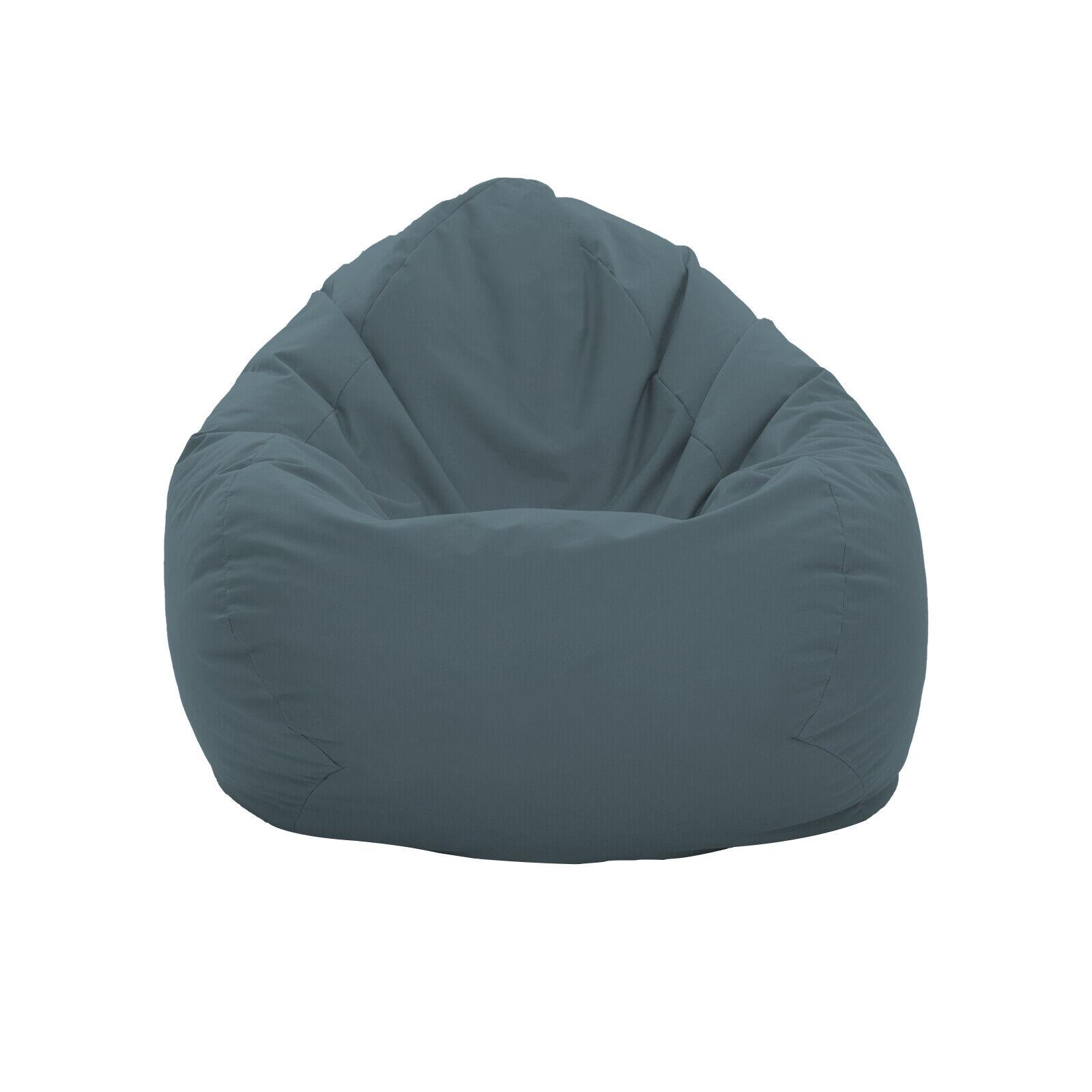 Sitzsack Birne XL XXL XXXL Größe Lounge Sessel Sitzkissen Outdoor Indoor