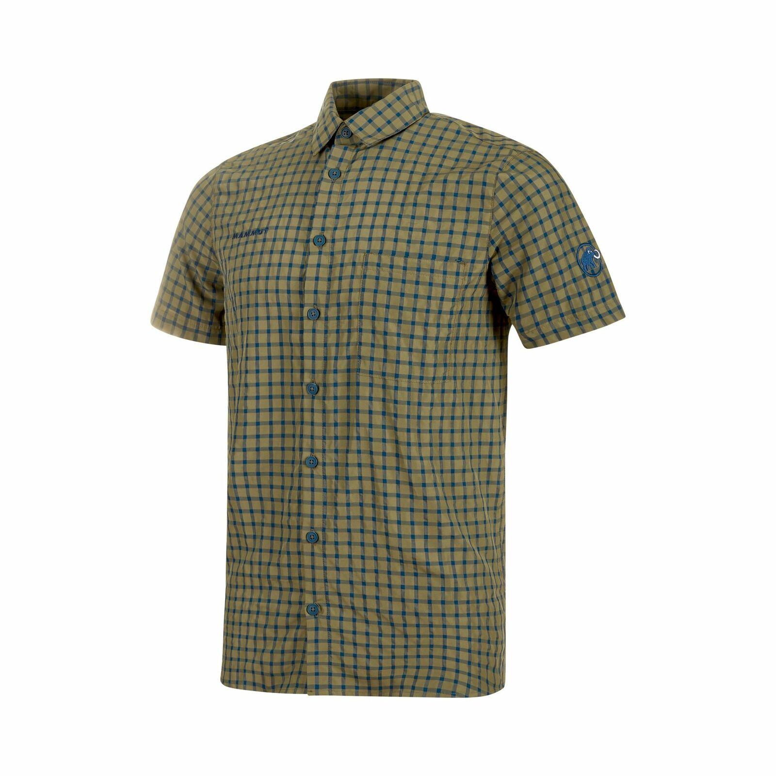 Mammut Lenni Shirt Herren Hemd Outdoorhemd Shirt