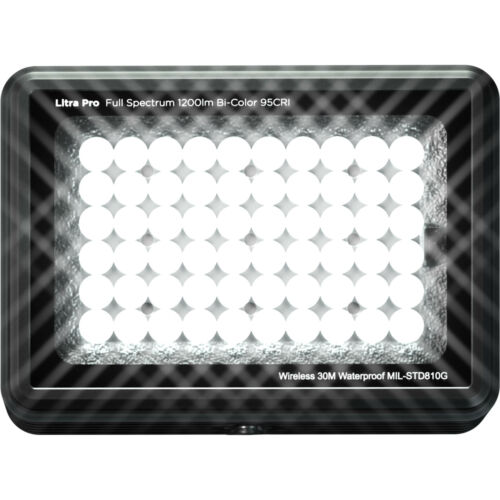 LitraPro Bi-Color On-Camera Light Open Box