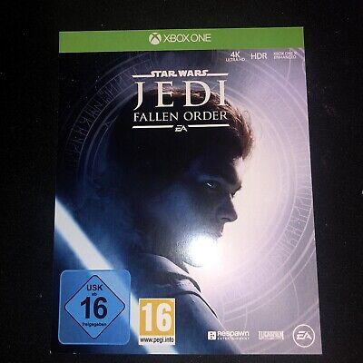 Star Wars JEDI: Fallen Order -- Deluxe Edition -- Digital Code (Xbox One)