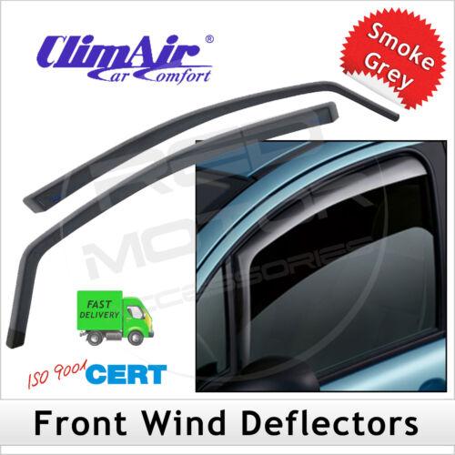 CLIMAIR Car Wind Deflectors LEXUS LS 430 2001 2002 2003 2004...2006 FRONT Pair