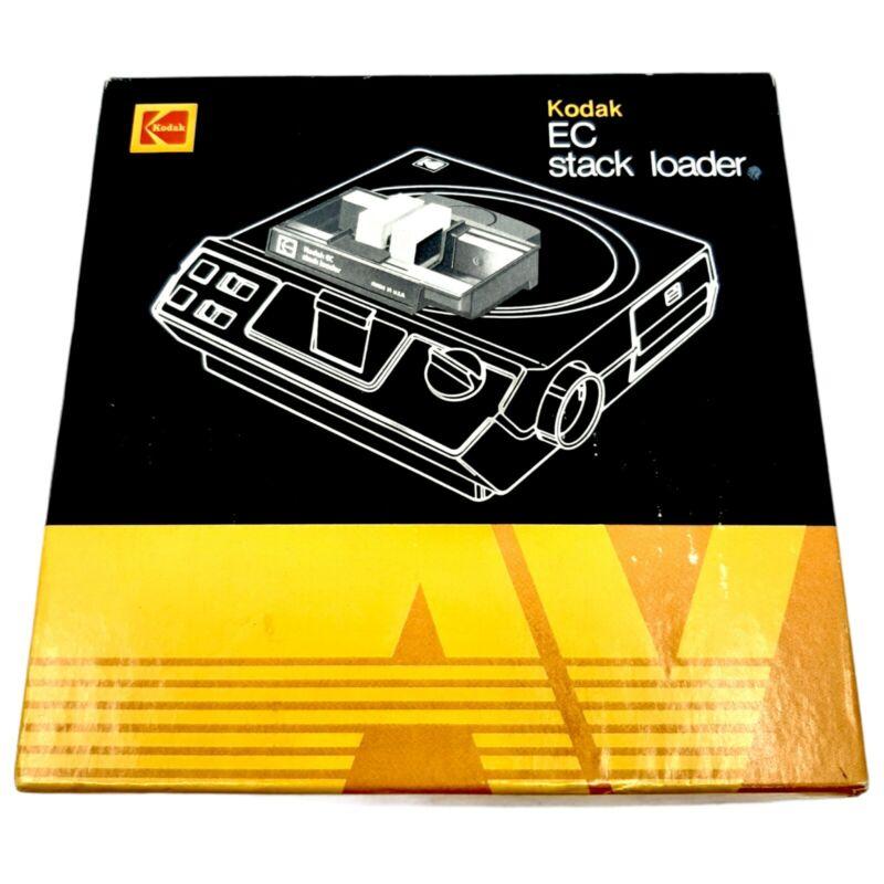 VINTAGE Kodak EC Stack Loader For Carousel Slide Projectors EC40 MINT