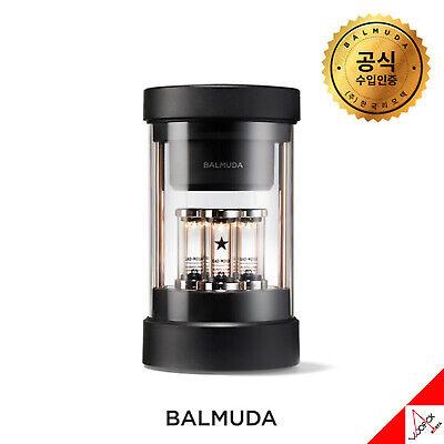 BALMUDA The SPEAKER Bluetooth Wireless LED 360° Surround Black C-type Korean Ver