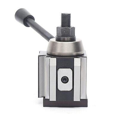 Quick Changing Tool Post 100 Axa 250-100 Piston Typefor 6 - 12 Lathe New