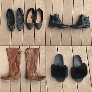 Women's clothes and shoes