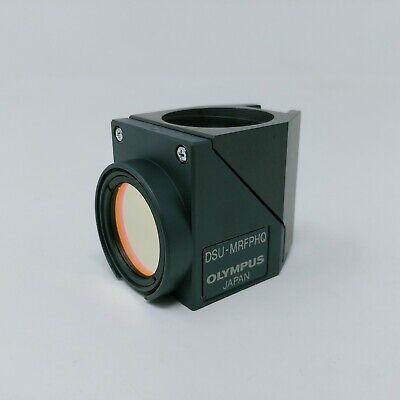 Olympus Microscope Fluorescence Filter Cube Dsu-mrfphq