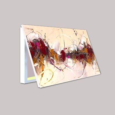 Cubrecontador, tapa cuadro luz (cuelga llaves) - Abstracta IG3660 int. 43x33x4cm