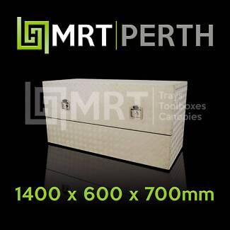 SQUARE OPENING TOOLBOX MRT22 – 1400mm x 600mm x 700mm