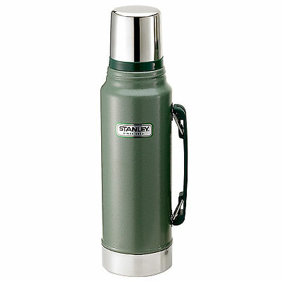 STANLEY Thermoskanne 1 Liter -Thermosflasche Thermokanne -Vakuum Isolier Kanne