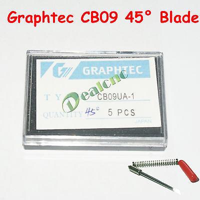 Graphtec Blade 10 Pcs 45 Degree Graphtec Blade For Vinyl Cutting Plotter New