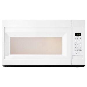 Microwave hoodfan