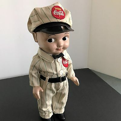Vintage 1950's Buddy Lee Coca Cola Driver Doll