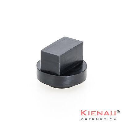 1 x Wagenheber Adapter Gummi Auflage für Mercedes Gummiklotz Jack Pad Hebebühne