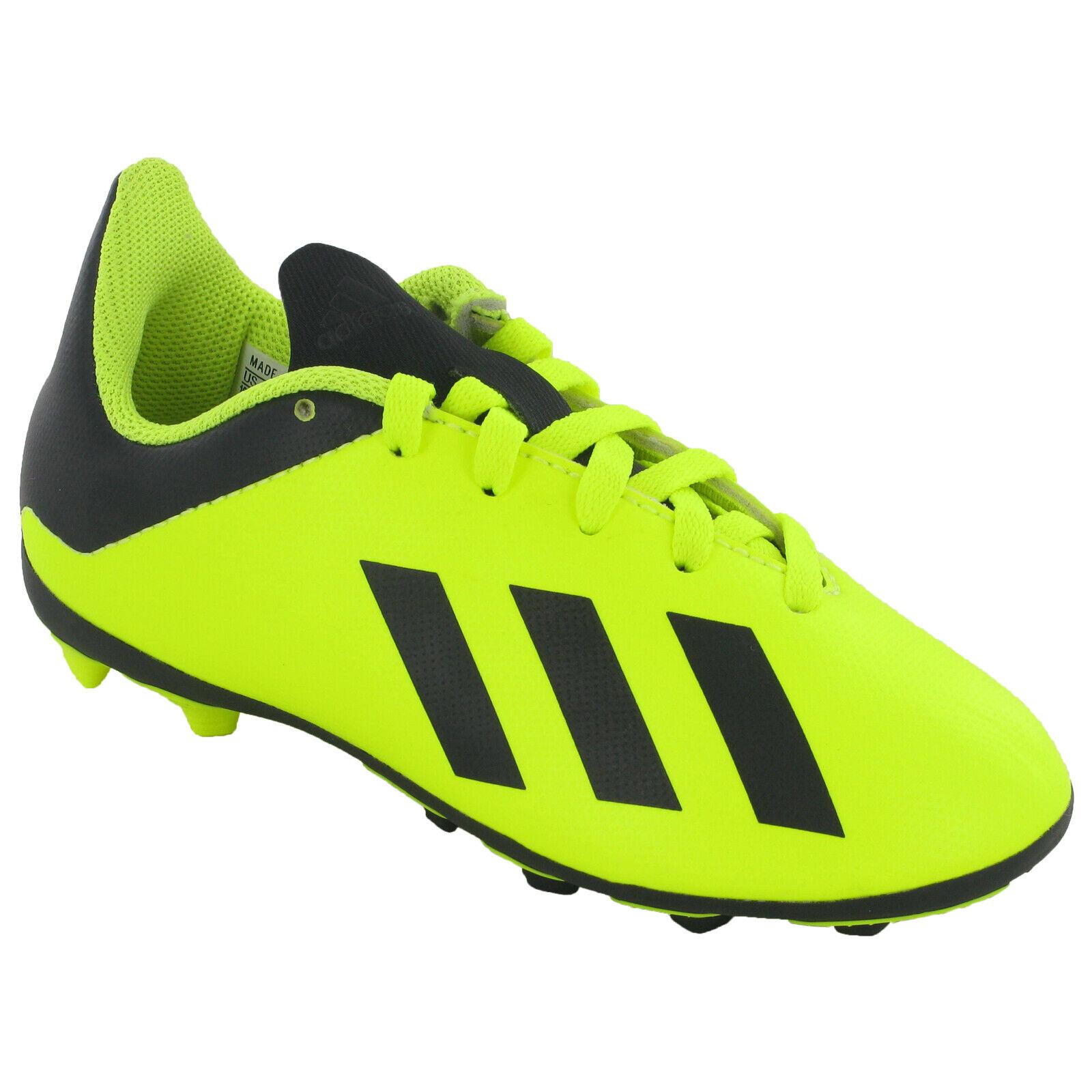 Adidas X18.4 FxG J Football Boots
