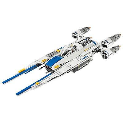 LEGO Star Wars 75155 Rebel U-Wing Fighter w/ One Mini Figure: U-Wing Pilot