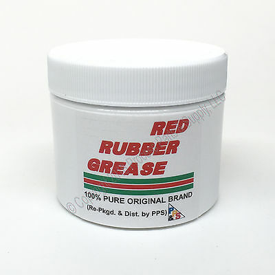 2 oz 100% PURE GENUINE CASTROL Red Rubber Grease Brake Caliper Piston Seals Boot