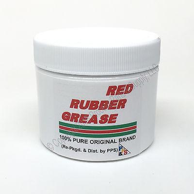 (2 oz 100% PURE GENUINE CASTROL Red Rubber Grease Brake Caliper Piston Seals Boot)
