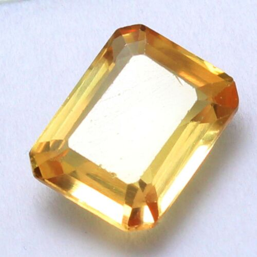Natural 5.85 Ct Certified Montana Multi Color Sapphire Unheated Loose Gemstones