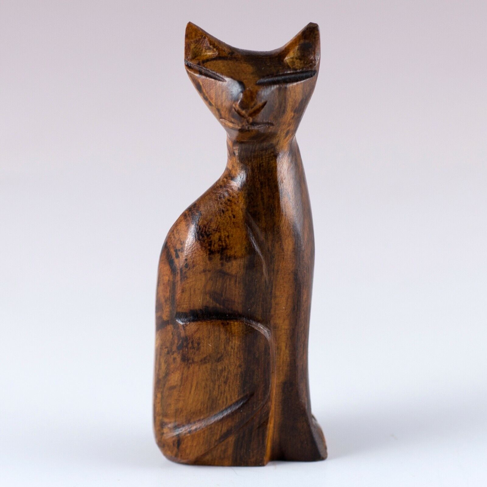 ooden carved pulley cat - HD1600×1600