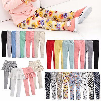 """Vaenait Baby Toddler Kids Clothes Boys Girls Leggings """"25Style leggings"""" 2T-6T"""
