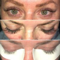 Salon Belrose's beauty eyelashes extensions