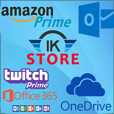 Edu Email Student 6mo Amazon Prime1tb One Driveoffice 365instant Delivery