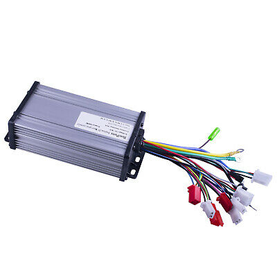 2436v 500w Electric Bicycle E-bike Scooter Brushless Dc Motor Speed Controller