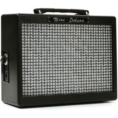 New Fender MD20 Mini Deluxe Electric Guitar Amplifier - Port