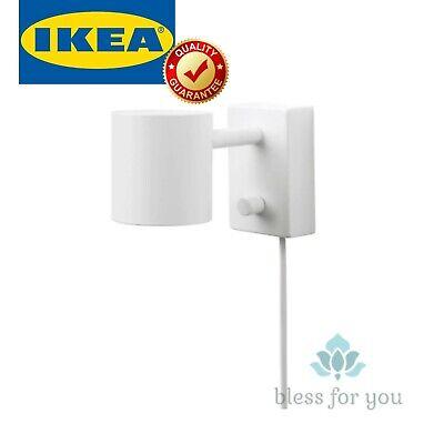 IKEA NYMANE LED Light Source Wall Reading White Lamp