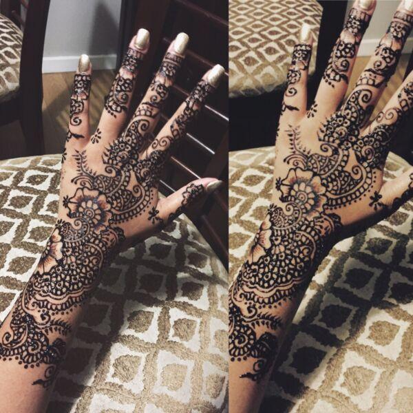 Henna perth