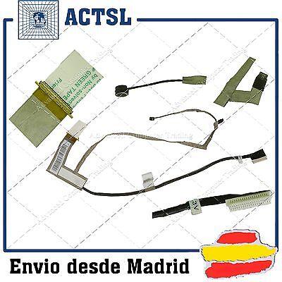Cable de Video LCD Flex para Asus N61 1422-00PK0AS 1422-00PL000 14G22100500M