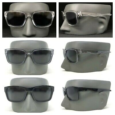 Polarized Lens Sunglasses Mens Small Rectangular Classic Plastic (Mens Small Rectangular Sunglasses)