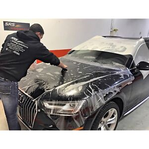 Paint Protection Film: Protect Your Investment From Stonechips