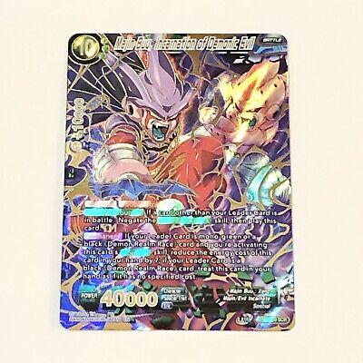 Majin Buu, Incarnation Of Demonic Evil BT12-153 SCR Dragon Ball Super Card