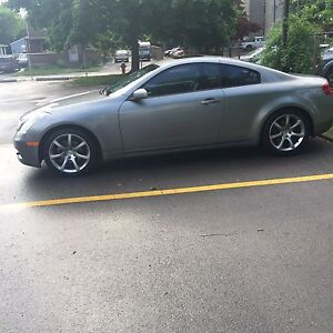 2004 G35 coupe for sale