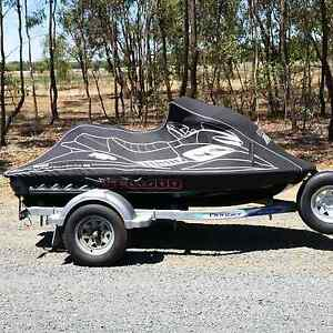 Seadoo rxp 215 2008 Sunbury Hume Area Preview