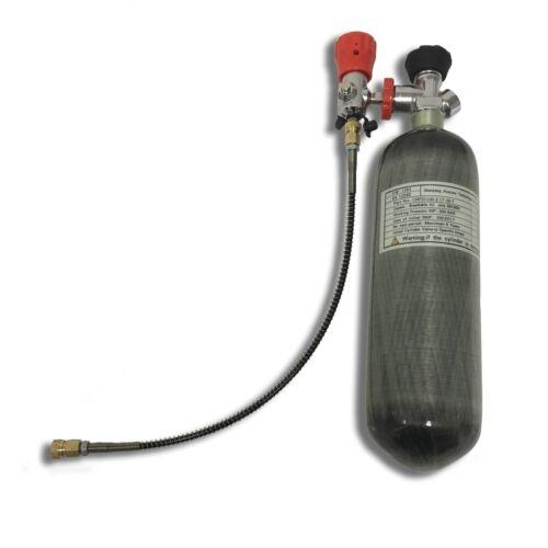 Acecare PCP Air Rifle 2.17L CE 4500Psi Carbon Fiber Cylinder Refill Sets 2020