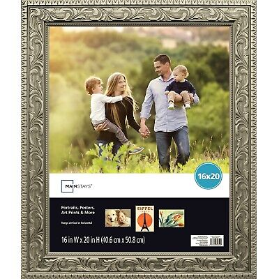 """Mainstays Ornate Gold Picture Frames, 16"""" x 20"""""""