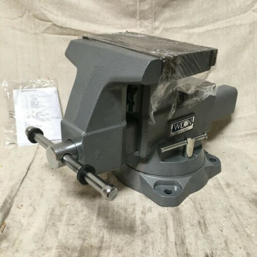 "WILTON 4800R Standard Duty Combination Vise 8"" Jaw Width 9 1/4"" Max Opening"