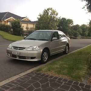 Honda Civic GLi Auto 2003 Fern Bay Port Stephens Area Preview