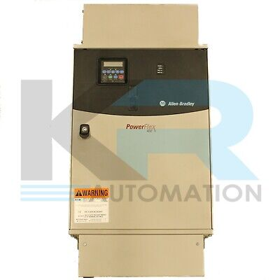 Tested Allen Bradley 22c-d208a103 A Powerflex 400 Ac Drive 150hp 208a 480vac