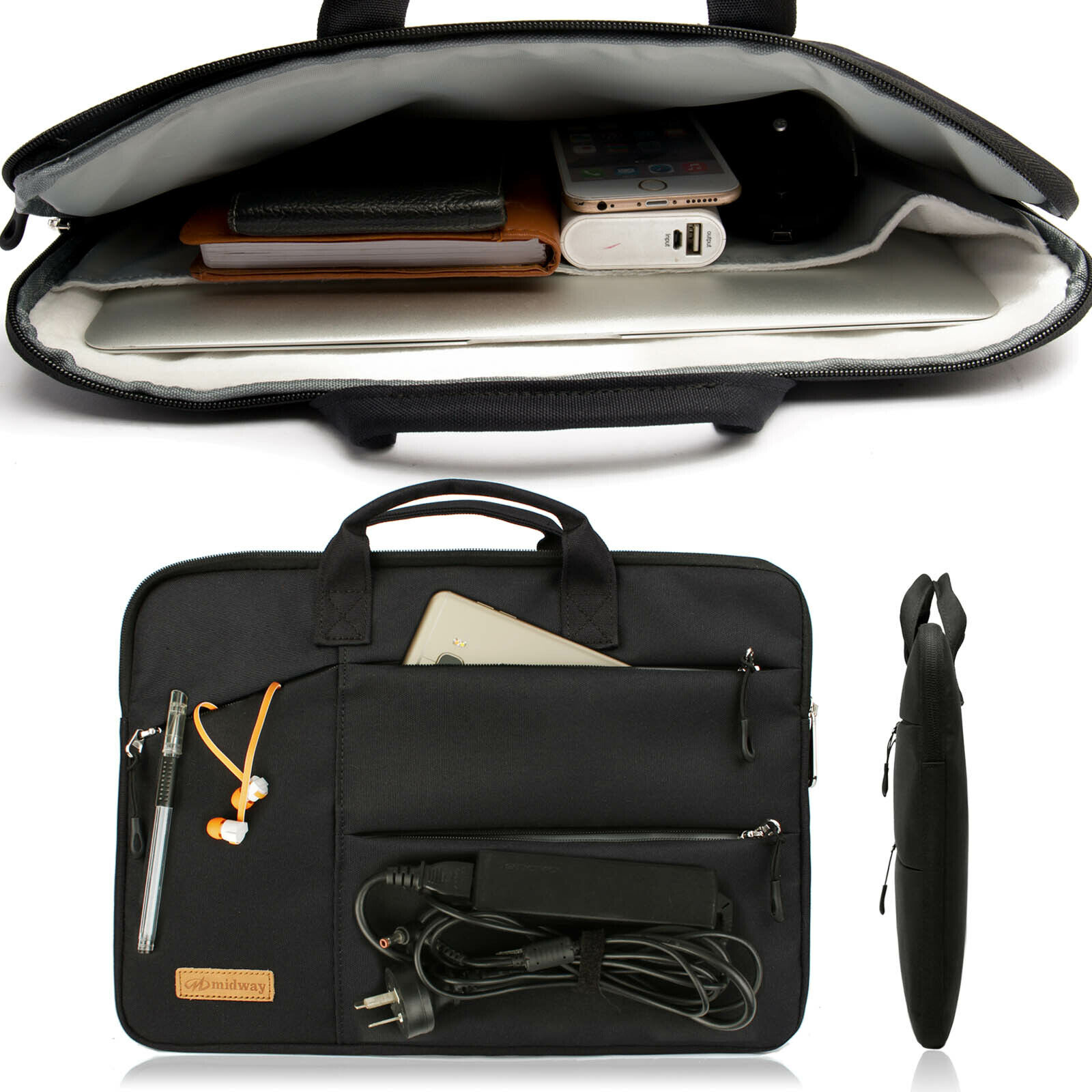 multi functional unisex sleeve case bag