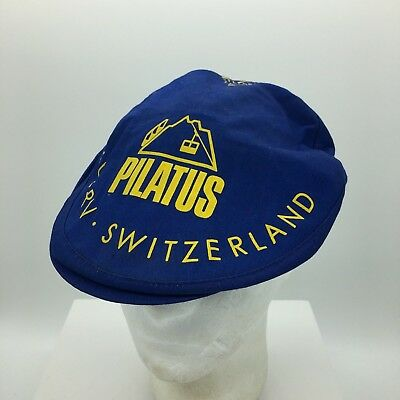 (Pilatus Lucerne Switzerland Cogwheel Railway Adjustable Driving Flat Scally Cap )
