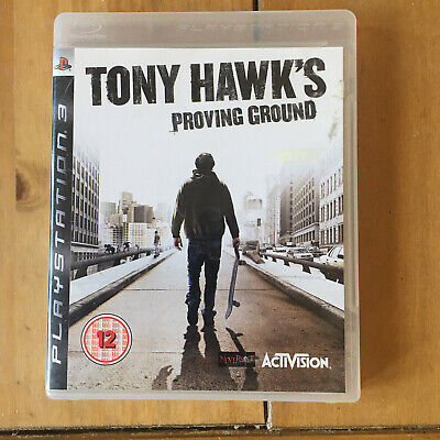 Tony Hawks Proving ground  - Playstation 3, 2007  Activision