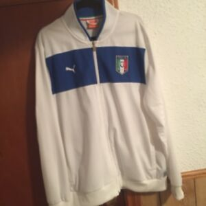Puma mens Italia zip up /track top /jacket
