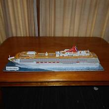 model of cruise ship Bankstown Bankstown Area Preview