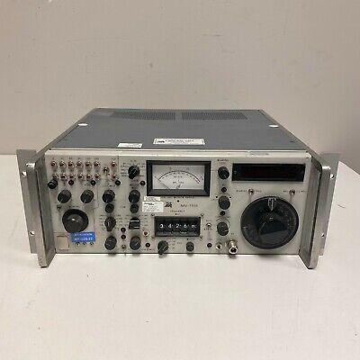Ifr Nav-750b Vor Loc Comm Gs Mkr Bench Test Set Nice Working